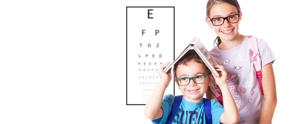 Occhiali per bambini da Ottica 3 Valli - Biasca